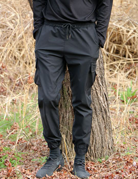 out of stock JUST JOGGER BANDING PANTS
