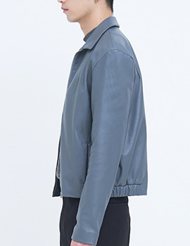 out of stock GAI-160T001SHEEPSKIN SHORT BLOUSON